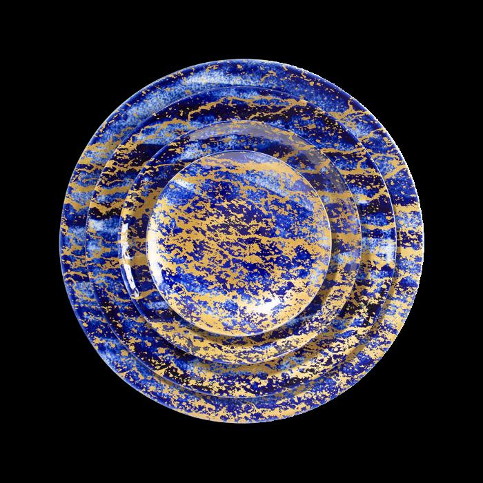 Magma cobalt et or