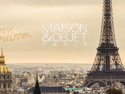 Maison & Objet Paris Sept. 2016