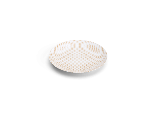 assiette pain or collection eye light non sans raison porcelaine de limoges