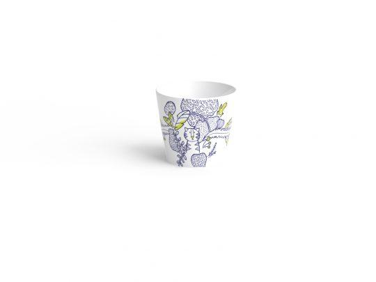 timbale en porcelaine de limoges à table art de la table