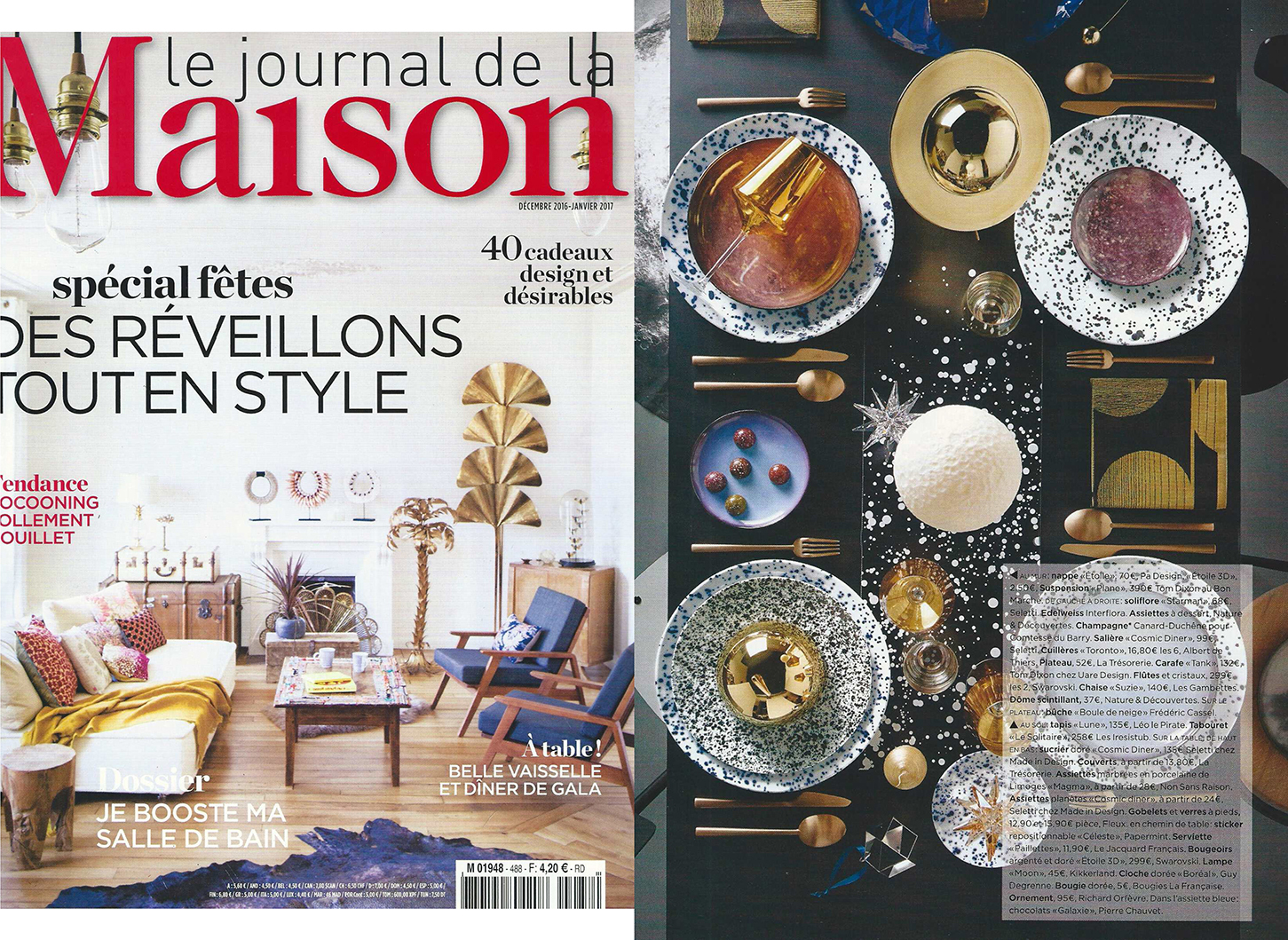 Le journal de la maison non sans raison - Journal de la maison ...