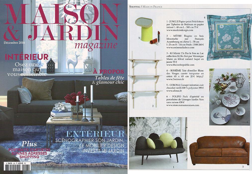 maisons et jardins magazine affordable lami des jardins et de la maison magazine pour mac with. Black Bedroom Furniture Sets. Home Design Ideas