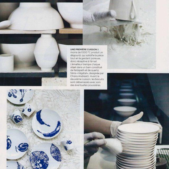 latelier shooting for campagnedecoration porcelainedelimoges nonsansraison ceramics collection Vgtalhellip