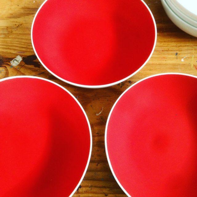 Red red red! fridayday nonsansraison