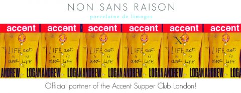 BANNIERRE accent super club london non sans raison partenaire
