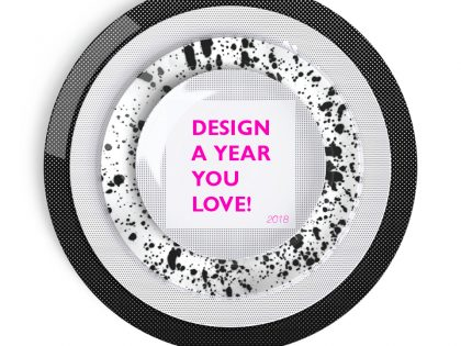 Design a year you love, 2018!