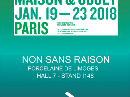 Maison & Janvier Janvier 2018