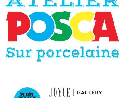 Posca x Non Sans Raison pour fêter les 10 ans, une collaboration qui dure