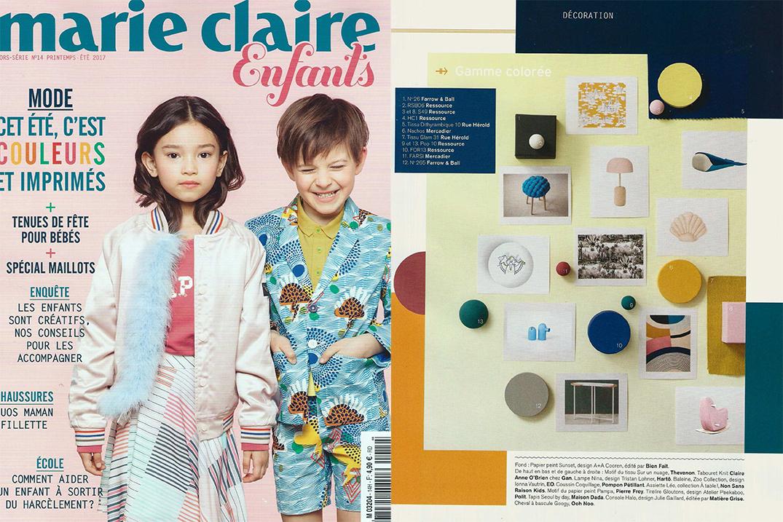 34b8e5d00e4a0 Marie Claire Enfants - Non Sans Raison