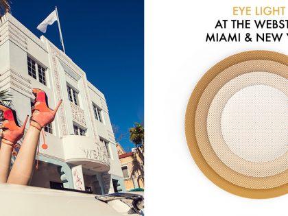 EYE LIGHT, L'Op Art au Webster Miami & NYC