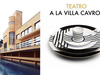 Teatro, l'art déco à la Villa Cavrois